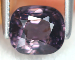 Purple Spinel 1.17Ct VS Octagon Cut Natural Burmese Purple Spinel B7202