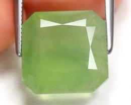 Fluorite 10.22Ct Natural Afghanistan Seaform Green Fluorite A2504