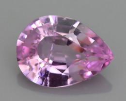 Padparadscha Sapphire  0.99 ct Beautiful Pink Hue Sri Lanka SKU.33