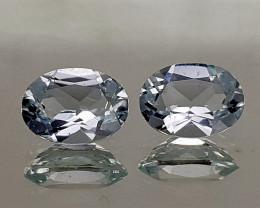 1.71Crt Aquamarine Natural Gemstones JI108