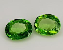 0.81Crt Tsavorite Garnet  Natural Gemstones JI108