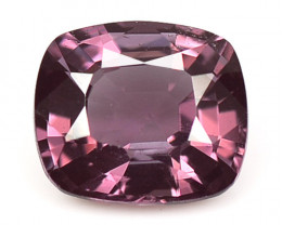 Purple Pink Spinel 1.52 Cts Un Heated Very Rare Natural Gemstone