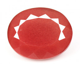 Red Andesine 3.63 Cts Amazing Rare Natural Gemstone