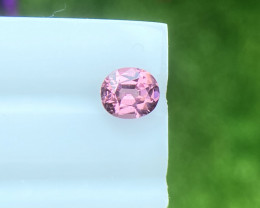 Spinel 0.52 Cts Red Step cut BGC1383
