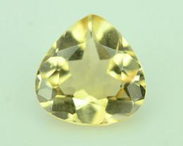 Top Grade 0.90 ct Natural Heliodor ~Yellow ~ K