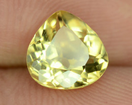 Top Grade 1.50 ct Natural Heliodor ~Yellow ~ K