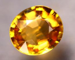 Tourmaline 1.80Ct Natural Golden Yellow Tourmaline E2915/B19