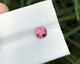 1.40 Ct Natural Pink TOP Quality Transparent Tourmaline Gemstone