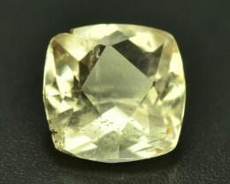 1.20 ct Natural Imperial Topaz ~ Katlang Mine ~ K