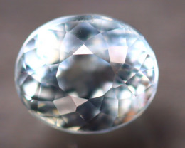 Aquamarine 1.58Ct Natural Light Blue Aquamarine D3004/B47