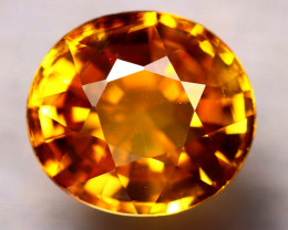 Tourmaline 1.82Ct Natural Golden Yellow Tourmaline D3007/B19