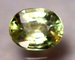 Apatite 2.00Ct Natural Paraiba Green Color Apatite D3013/B44