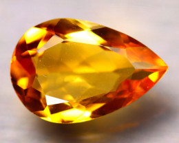 Citrine 3.56Ct Natural Golden Yellow Color Citrine D3020/A2