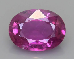 Ceylon Pink Sapphire 1.05 ct Lively Saturated color SKU.30
