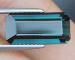 4.40cts Cyan Blue Indicolite Tourmaline,