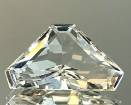 5.94Ct Topaz Excellent Amazing Cutting Top Luster From Pakistan. GTP 41