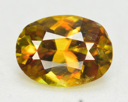 Natural 0.70 carat Sphene With Amazing Spark