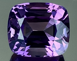 15.49Ct Amethyst Excellent Amazing Cut Top Quality Gemstone.ATF 52