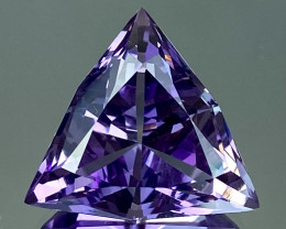 26.60Ct Amethyst Excellent Amazing Cut Top Quality Gemstone.ATF 50