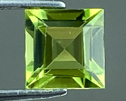 0.76Ct Natural Peridot Top Cutting Color Quality Gemstone.PD 03