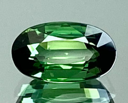 0.80Natural Chrome Tourmaline Sparkiling Luster Top Quality Gemstone. CTM9