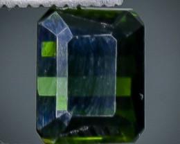 1.62 Crt  Tourmaline Faceted Gemstone (Rk-36)