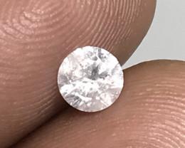(3) Cert $928 Fiery 0.58cts  SI3 White Loose Diamond Round  Natura