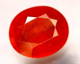 Sapphire 2.15Ct Natural Reddish Orange Sapphire D0201/A38