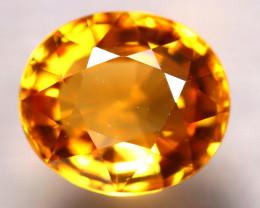 Tourmaline 1.62Ct Natural Golden Yellow Tourmaline D0211/B48