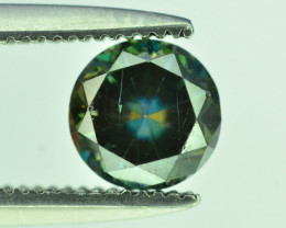 Top Quality 0.60 ct Green Diamond~T
