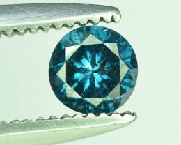 Top Quality 0.25 ct Blue Diamond~T