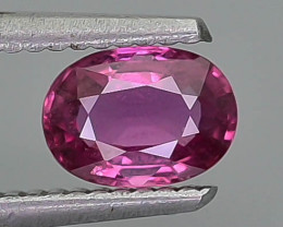 Ceylon Pink Sapphire 1.03  ct Lively Saturated color SKU.30