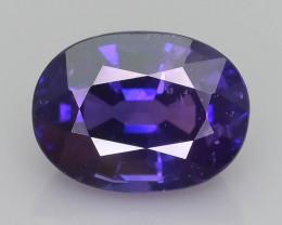 Ceylon Blue Sapphire 1.10 ct  Nice Color SKU.32