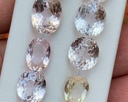 73.95 Carat Kunzite Gemstones