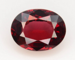 1.20 ct Red Color Spinel Untreated/Unheated ~Burma