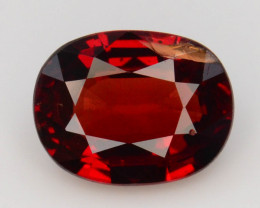 1.25 ct Red Color Spinel Untreated/Unheated ~Burma