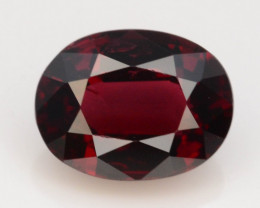 1.10 ct Red Color Spinel Untreated/Unheated ~Burma