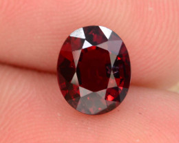 1.40 ct Red Color Spinel Untreated/Unheated ~Burma