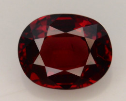 0.95  ct Red Color Spinel Untreated/Unheated ~Burma
