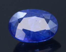 Royal Blue 1.10 Ct Natural Ceylon Sapphire ~Sirilanka !GA1