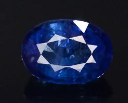 Royal Blue 1.05 Ct Natural Ceylon Sapphire ~Sirilanka !GA1