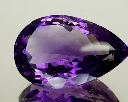 16.75Crt Amethyst Natural Gemstones JI109