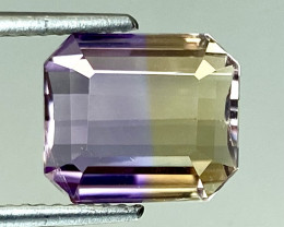 6.63Ct Natural Ametrine Bolivian Top Quality Gemstone. AMB 02