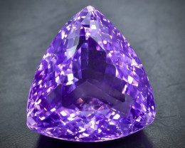 26.33 Crt Natural Amethyst Faceted Gemstone.( AB 62)