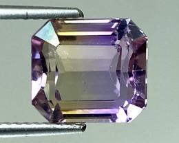 4.29Ct Natural Ametrine Bolivian Top Quality Gemstone. AMB 04