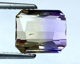 3.05Ct Natural Ametrine Bolivian Top Quality Gemstone. AMB 10