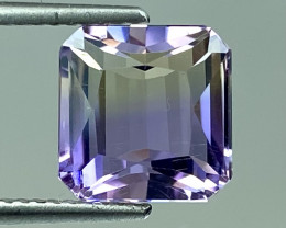 3.90Ct Natural Ametrine Bolivian Top Quality Gemstone. AMB 17