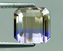2.72Ct Natural Ametrine Bolivian Top Quality Gemstone. AMB 18