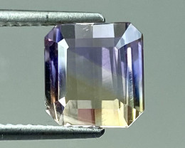 3.31Ct Natural Ametrine Bolivian Top Quality Gemstone. AMB 20