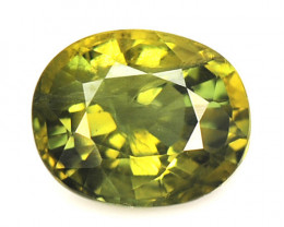 Green Sapphire 2.13 Cts Amazing Rare Natural Fancy Loose Gemstone